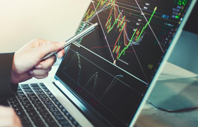 منصة الكترونية للاستثمار