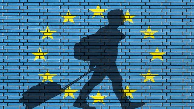 هجرة الاتحاد الاوروبي