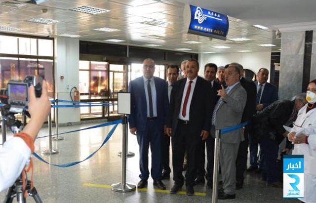 زيارة مطار تونس قرطاج