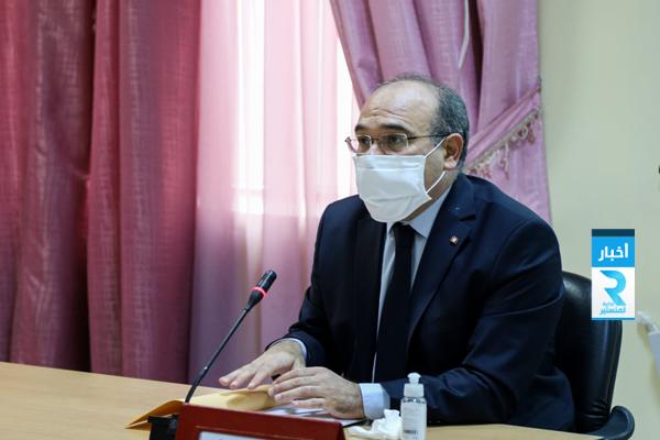 وزير السياحة الحبيب عمار