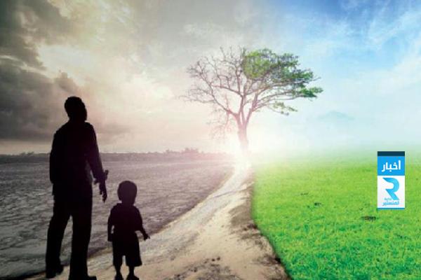 مخاطر مناخ اطفال