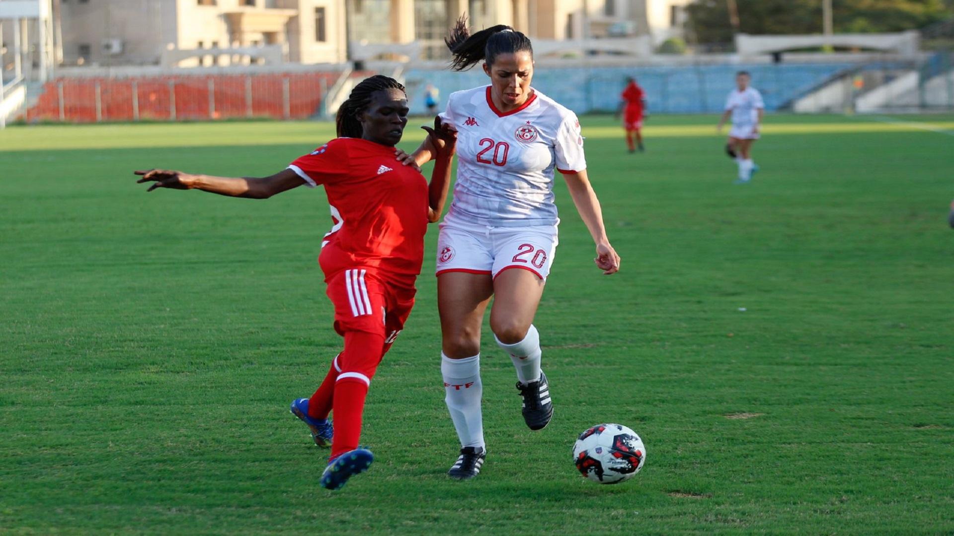 المنتخب التونسي لكرة القدم للسيدات